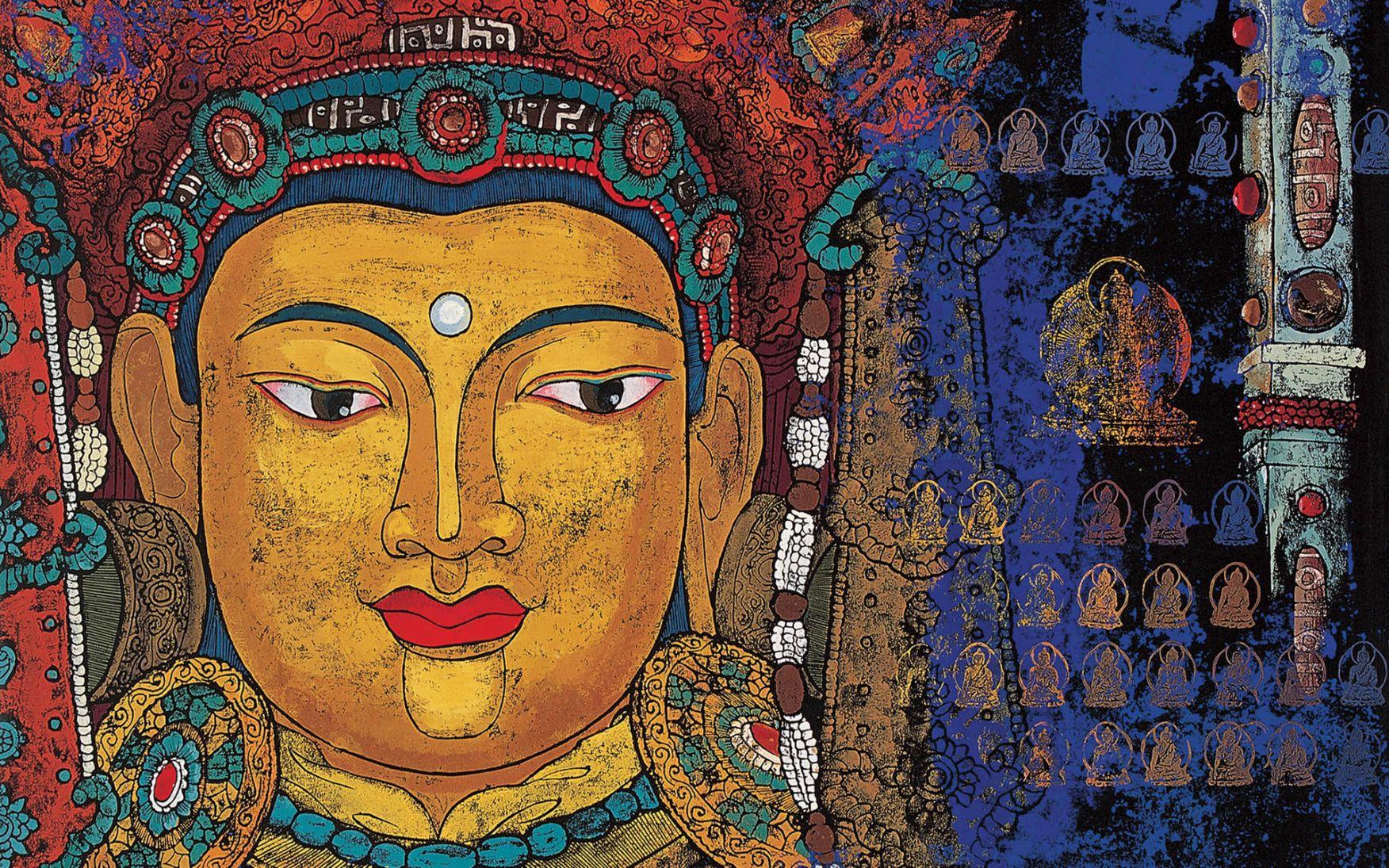 Budismo Enseñanza y Práctica