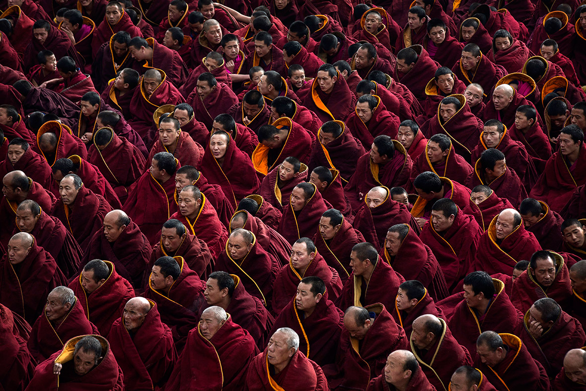 Budismo Tibetano fuera de Tibet